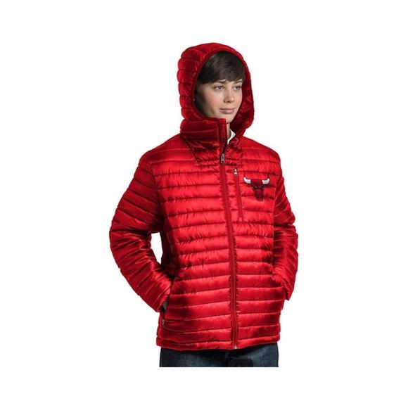 G-III Other - NBA Chicago Bulls Boys Small Puffer Jacket Hooded